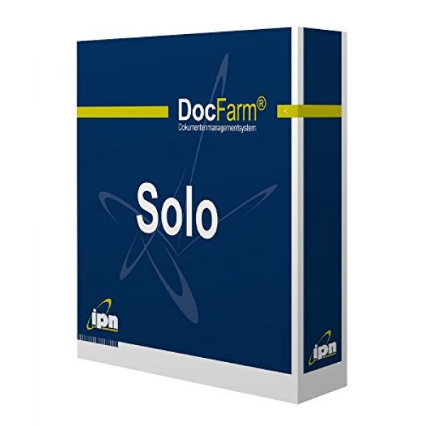 DocFarm Solo – DMS-Software für Freelancer und Privatpersonen