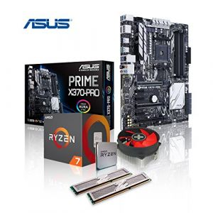 Memory PC – AMD Ryzen 2700X, 16GB RAM, Asus X370 Board