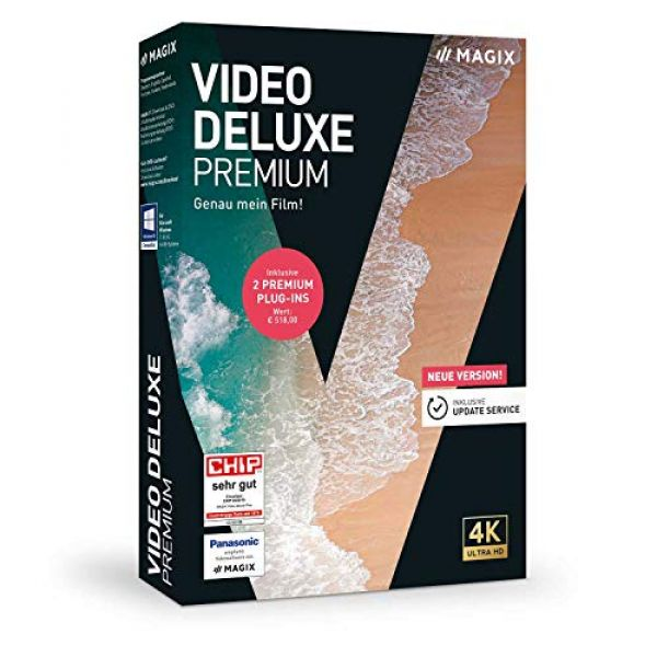 Magix Video Deluxe 2020 – Ready for 4K